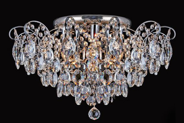 Люстра CONTESSA PL 6 купить в салоне-студии мебели Барселона mnogospalen.ru много спален мебель Италии классические современные