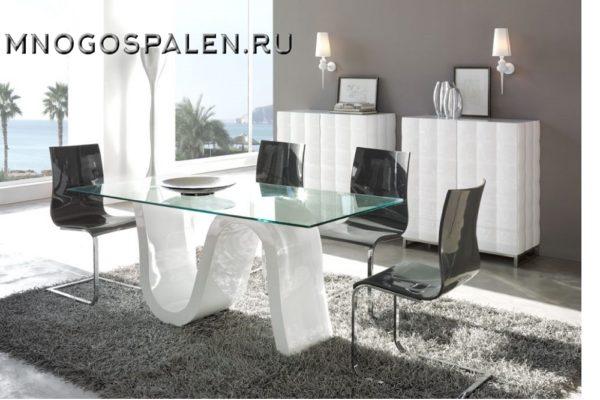 Стол DUPEN DT-04 купить в салоне-студии мебели Барселона mnogospalen.ru много спален мебель Италии классические современные