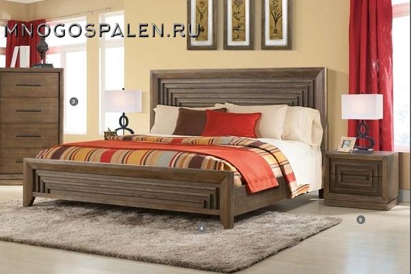 Спальня ARIANNA купить в салоне-студии мебели Барселона mnogospalen.ru много спален мебель Италии классические современные