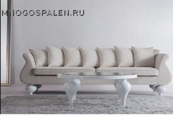 Журнальный стол PALERMO купить в салоне-студии мебели Барселона mnogospalen.ru много спален мебель Италии классические современные