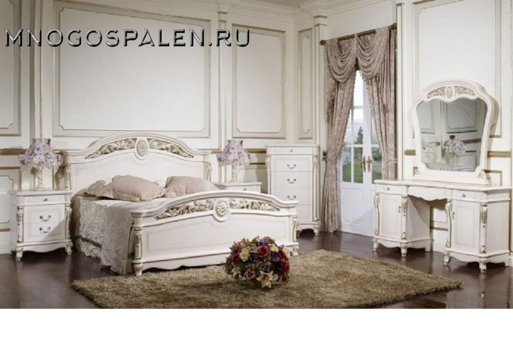 купить спальня Afina салон итальянский мебели барселона в