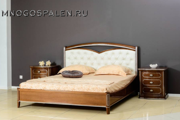 Спальня PRIVILEGE купить в салоне-студии мебели Барселона mnogospalen.ru много спален мебель Италии классические современные