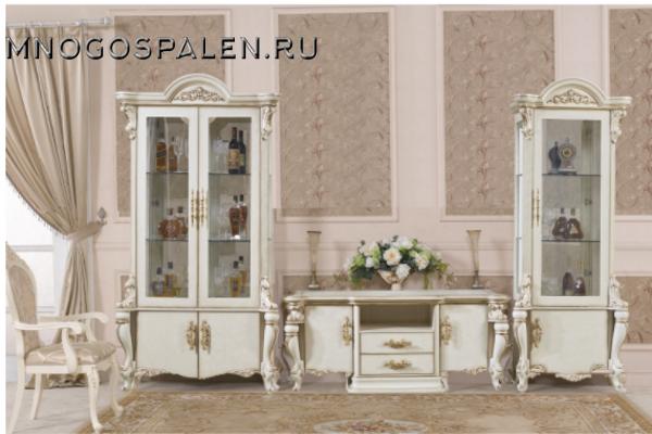 OPERA CREMA купить в салоне-студии мебели Барселона mnogospalen.ru много спален мебель Италии классические современные
