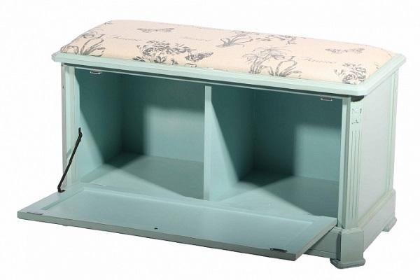 Сундук, обивка лен купить в салоне-студии мебели Барселона mnogospalen.ru много спален мебель Италии классические современные