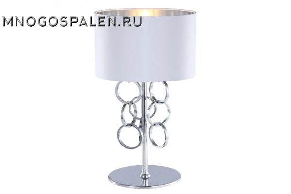 Настольная лампа Crystal Lux OLIMPO TL1 купить в салоне-студии мебели Барселона mnogospalen.ru много спален мебель Италии классические современные