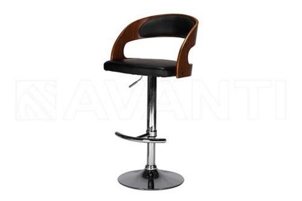 Стул барный BCR-402 (орех / черный) купить в салоне-студии мебели Барселона mnogospalen.ru много спален мебель Италии классические современные