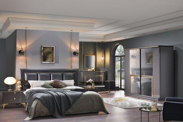 Спальня Carlino купить в салоне-студии мебели Барселона mnogospalen.ru много спален мебель Италии классические современные
