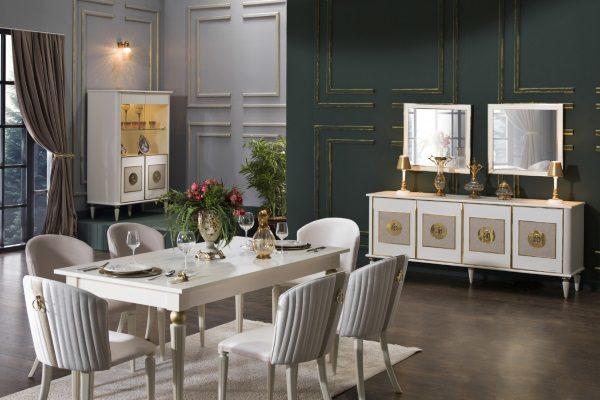 Гостиная MISTRAL купить в салоне-студии мебели Барселона mnogospalen.ru много спален мебель Италии классические современные