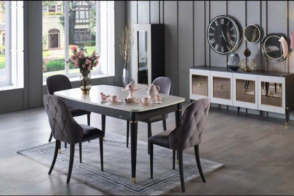 Гостиная Prada купить в салоне-студии мебели Барселона mnogospalen.ru много спален мебель Италии классические современные