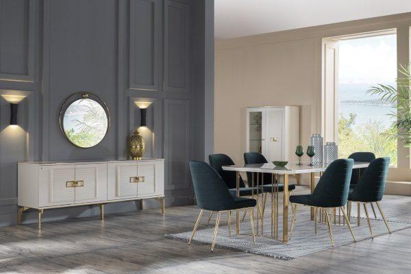 Гостиная Veyron купить в салоне-студии мебели Барселона mnogospalen.ru много спален мебель Италии классические современные