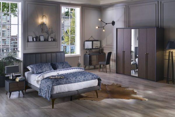 Спальня Liva купить в салоне-студии мебели Барселона mnogospalen.ru много спален мебель Италии классические современные