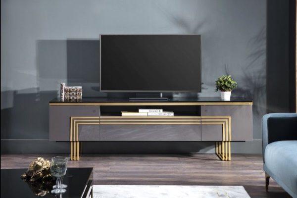 Тумба под ТВ Carlino купить в салоне-студии мебели Барселона mnogospalen.ru много спален мебель Италии классические современные