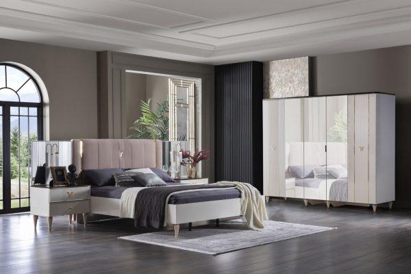 Спальня Armony купить в салоне-студии мебели Барселона mnogospalen.ru много спален мебель Италии классические современные