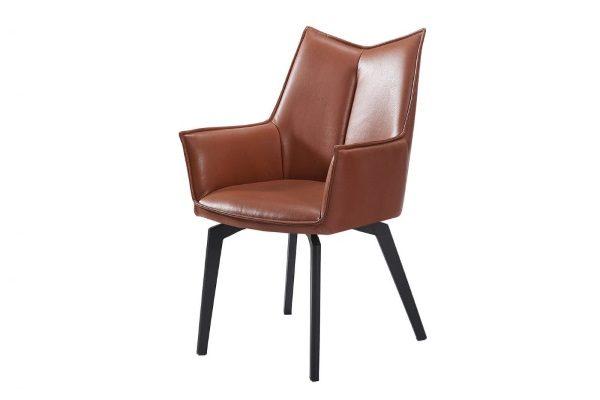 Стул SOHO Brown купить в салоне-студии мебели Барселона mnogospalen.ru много спален мебель Италии классические современные